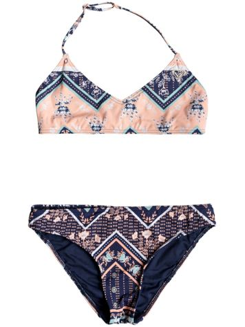 Roxy Heart In The Waves Tri Bikini