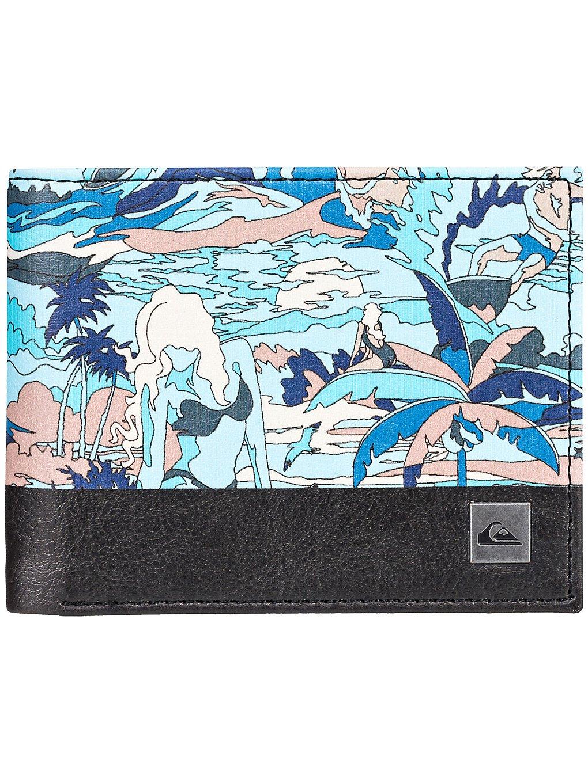 Quiksilver Freshness Wallet bleu