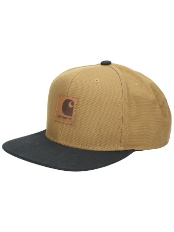 Carhartt WIP Logo Bi-Colored Caps