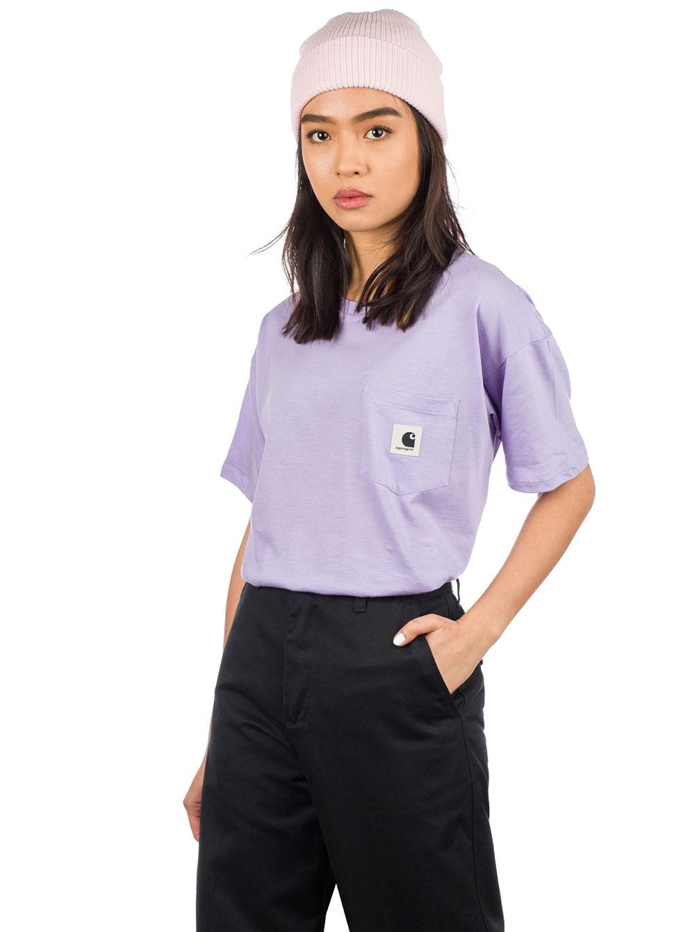 664375f746d Compra Carhartt WIP Carrie Pocket Camiseta en línea en Blue Tomato