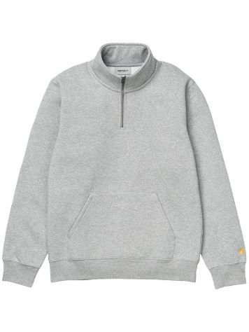 Carhartt WIP Chase Neck Zip Sweater