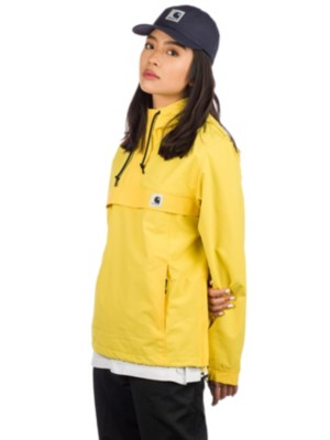 Carhartt WIP Nimbus Pullover (Dame) Jakker specs Teknisk