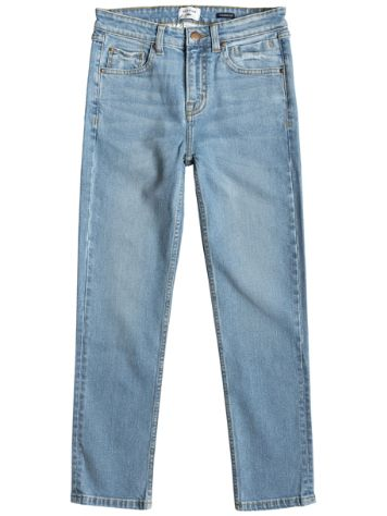 Quiksilver Fast Kneels Crop Cold Ethel Jeans