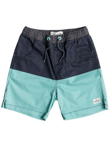 Quiksilver Yellow Daze Shorts