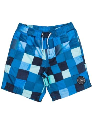 Quiksilver Resin Check Volley 15'' Boardshorts