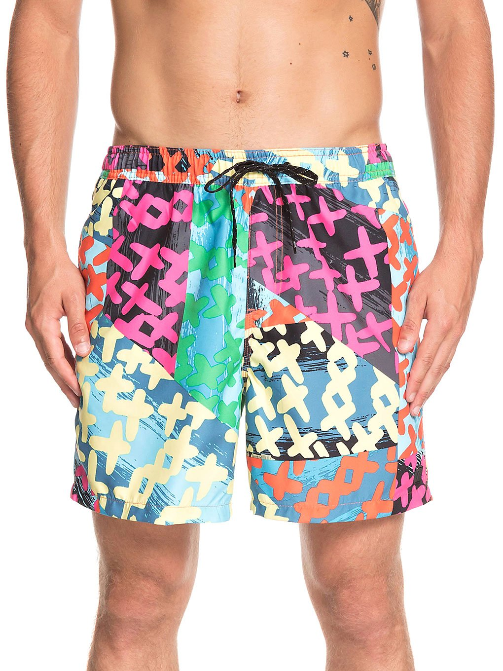 Image of Quiksilver Variable Volley 17'' Boardshorts nero