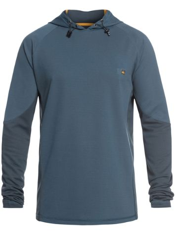Quiksilver Hooked Hooded Rash Guard LS Lycra Lycra