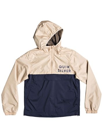 Quiksilver Feed Back Is Back Pop Anorak