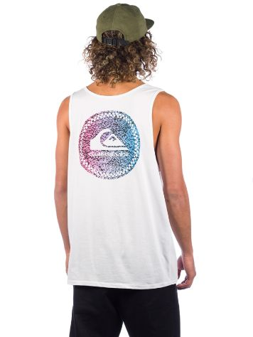 Quiksilver Time Warp Tank Top