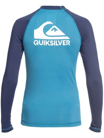 Quiksilver On Tour Lycra LS Boys Lycra Youth Lycra Yout
