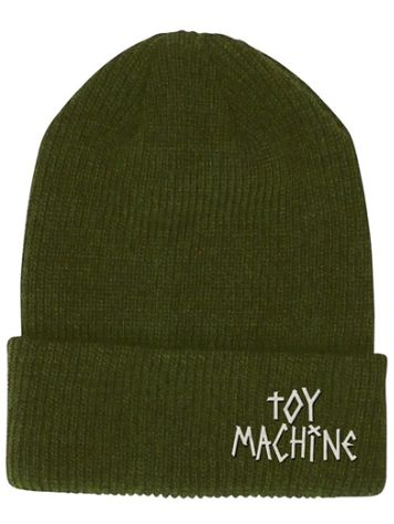 Toy Machine Tape Logo Beanie