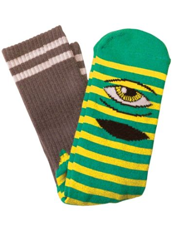 Toy Machine Sect Eye Stripe Socken