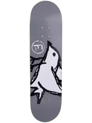 "Foundation Big Bird 8.0"" Skateboard Deck"