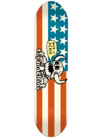 Toy Machine Dead American Monster 8.125 Skateboard D