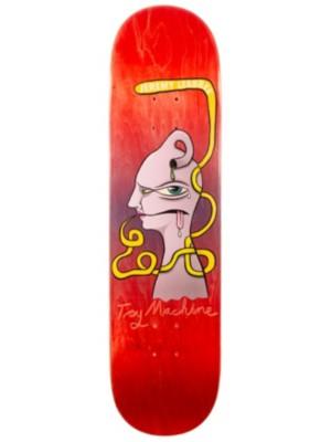 Toy Machine Leabres Face 8.125'' Skateboard Deck natural Gr. Uni