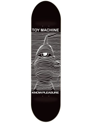 Toy Machine Toy Division 8.5'' Skateboard Deck