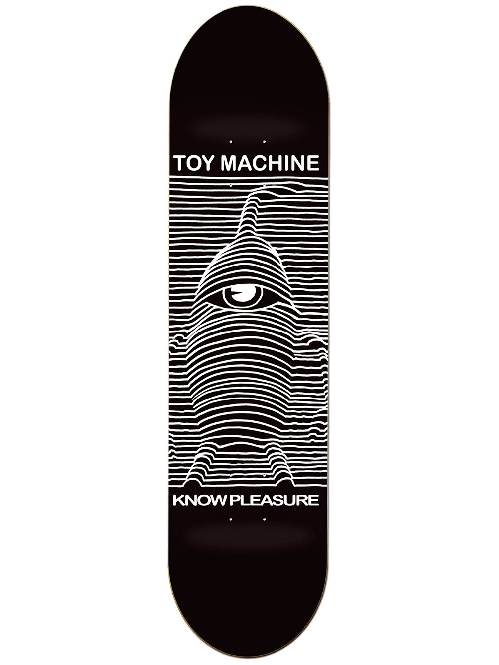 "Toy Division 8.5"" Skateboard Deck"