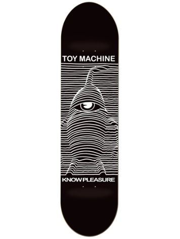 "Toy Machine Toy Division 8.5"" Skateboard Deck"