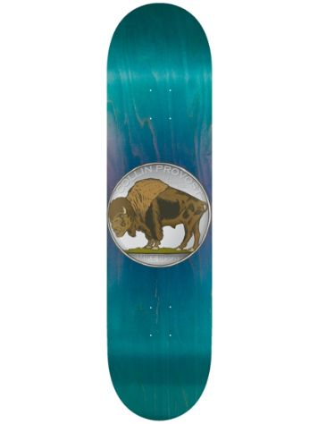 Toy Machine Provost Bison 8.5'' Skateboard Deck