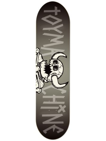 Toy Machine Skull Monster 8.25'' Skateboard Deck