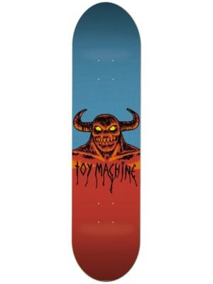 Toy Machine Hell Monster 8.25'' Skateboard Deck natural Gr. Uni