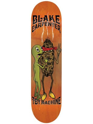 Toy Machine Carpenter Doubting Turtle 8.25 Skateboar