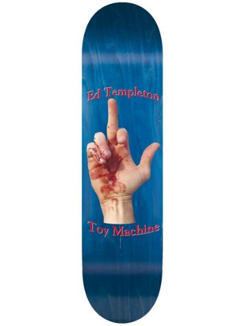 Toy Machine Templeton Flip 8.25'' Skateboard Deck