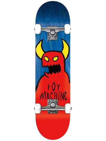 Toy Machine Sketchy Monster 8'' Complete