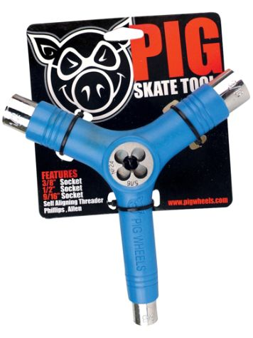 Pig Wheels Tool incl. Threadcutter