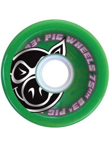 Pig Wheels Voyager 83A 75mm Rollen