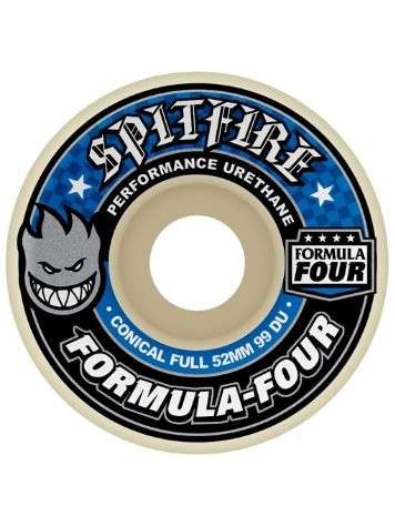 Spitfire Formular Four 99du 54mm Conical Full Rollen