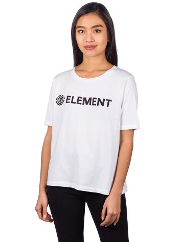 Element Logo Crew Camiseta Camiseta