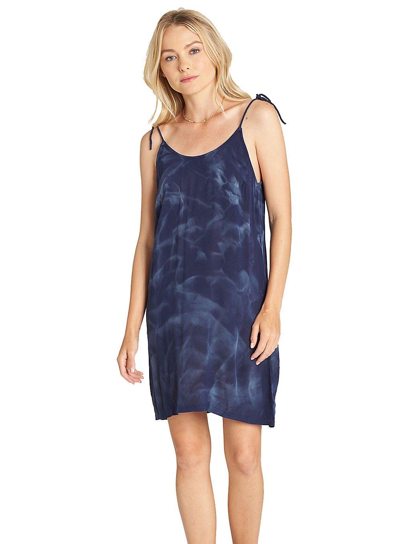 Element Slippery Dress tie dye