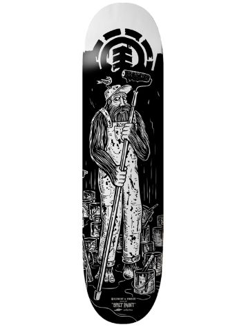 Element Timber SP Sasquatch 8.38 Skateboard Deck