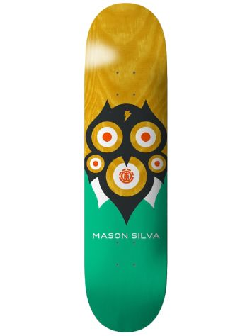 Element Wisdom Mason 8.25'' Skateboard Deck