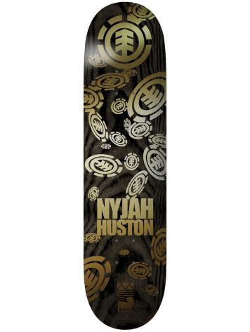 "Element Nyjah Make It Rain 8.0"" Skateboard Deck"
