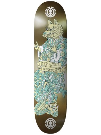 "Element Siamese Nick Julian 8.25"" Skate Deck"