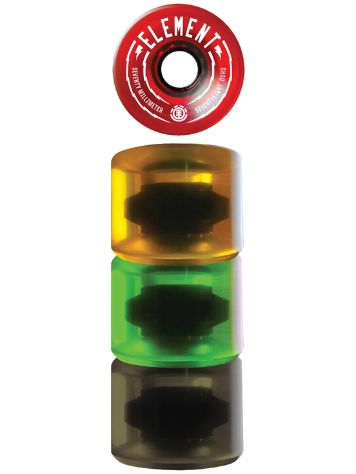 Element Rasta 70mm Rollen