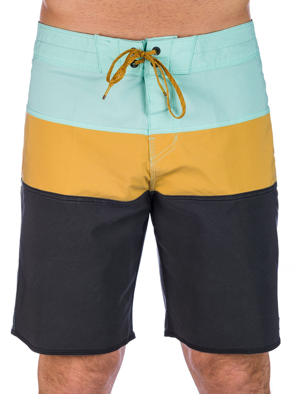 Tribong Pro Solid Boardshorts
