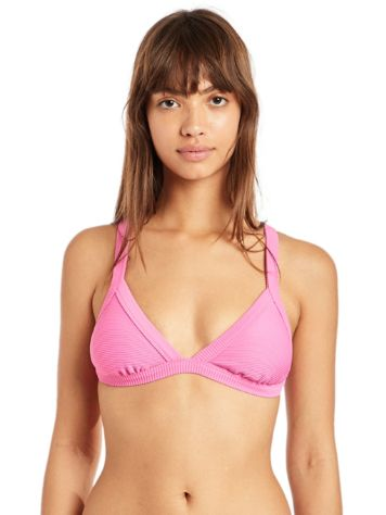 Billabong Tanlines Fixed Tri Bikini Top