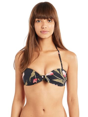Billabong Mellow Luv Tie Bandeau Bikini Top