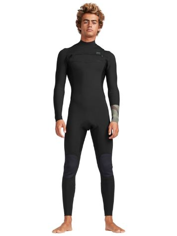 Billabong 2/2 Furnace Revo Chest Zip Wetsuit LS