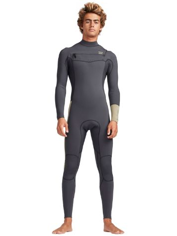 Billabong 3/2 Furnace Revolution Chest Zip Wetsuit