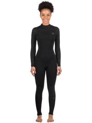 Billabong 3/2 Furnace Synergy Back Zip GBS Wetsuit