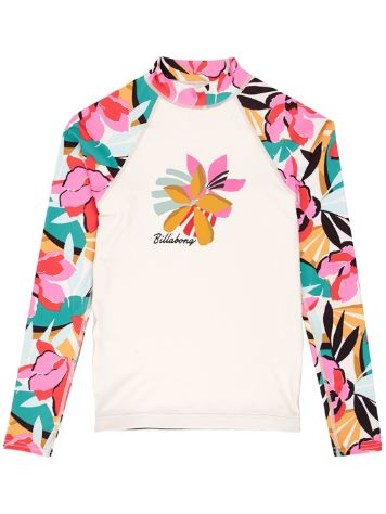 Billabong Flower Longsleeve Lycra