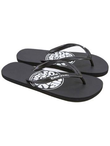 b3026e18b483 13.68  Rip Curl Brushed Wettie Logo Sandals