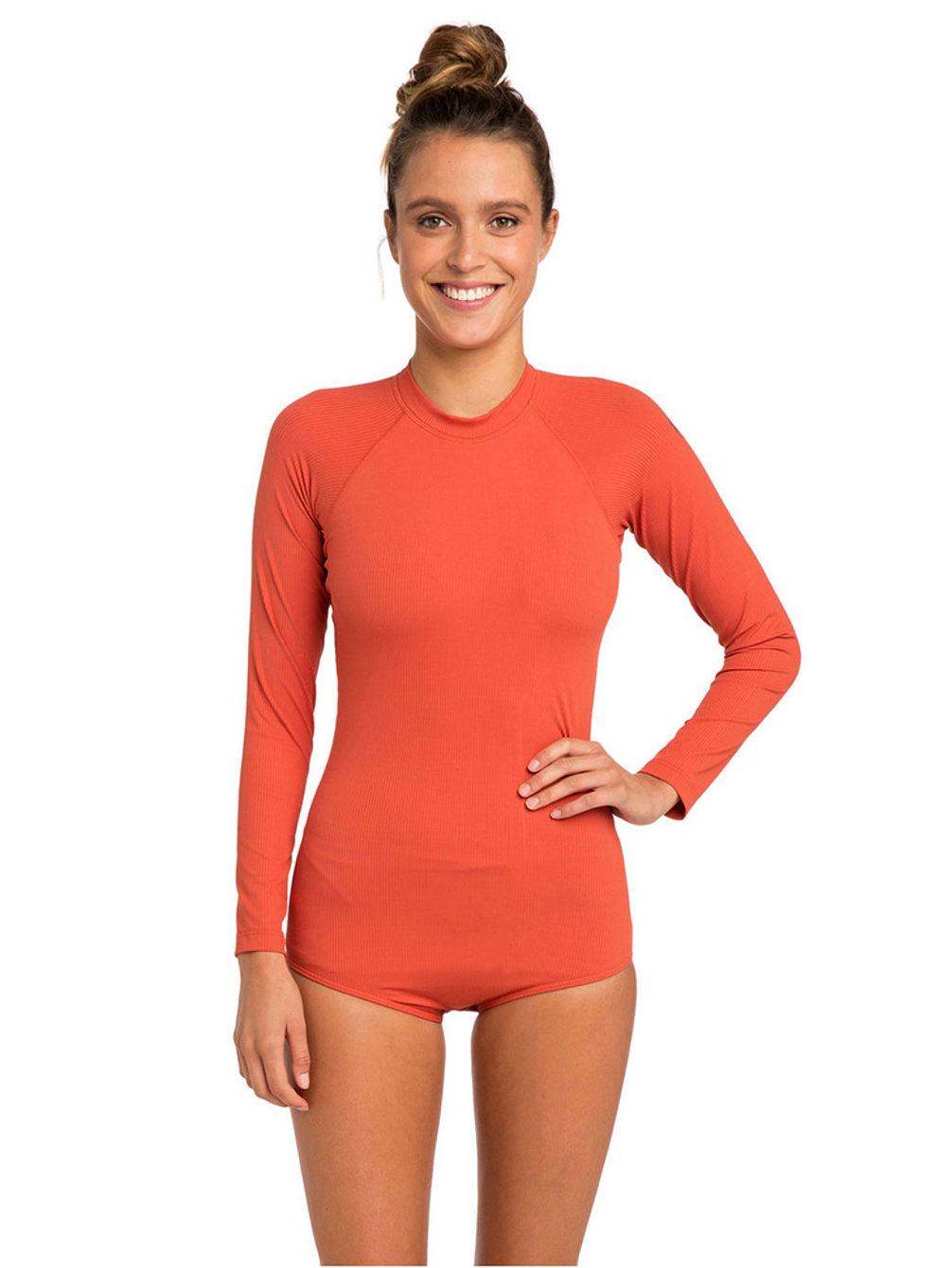 G Bomb Backzip Rib Surf Neoprén Short