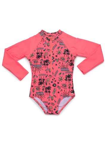 Rip Curl Mini Anak Surfsuit Lycra LS Youth