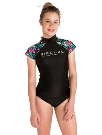 Rip Curl Breaker Cap Sleeve Lycra Girls