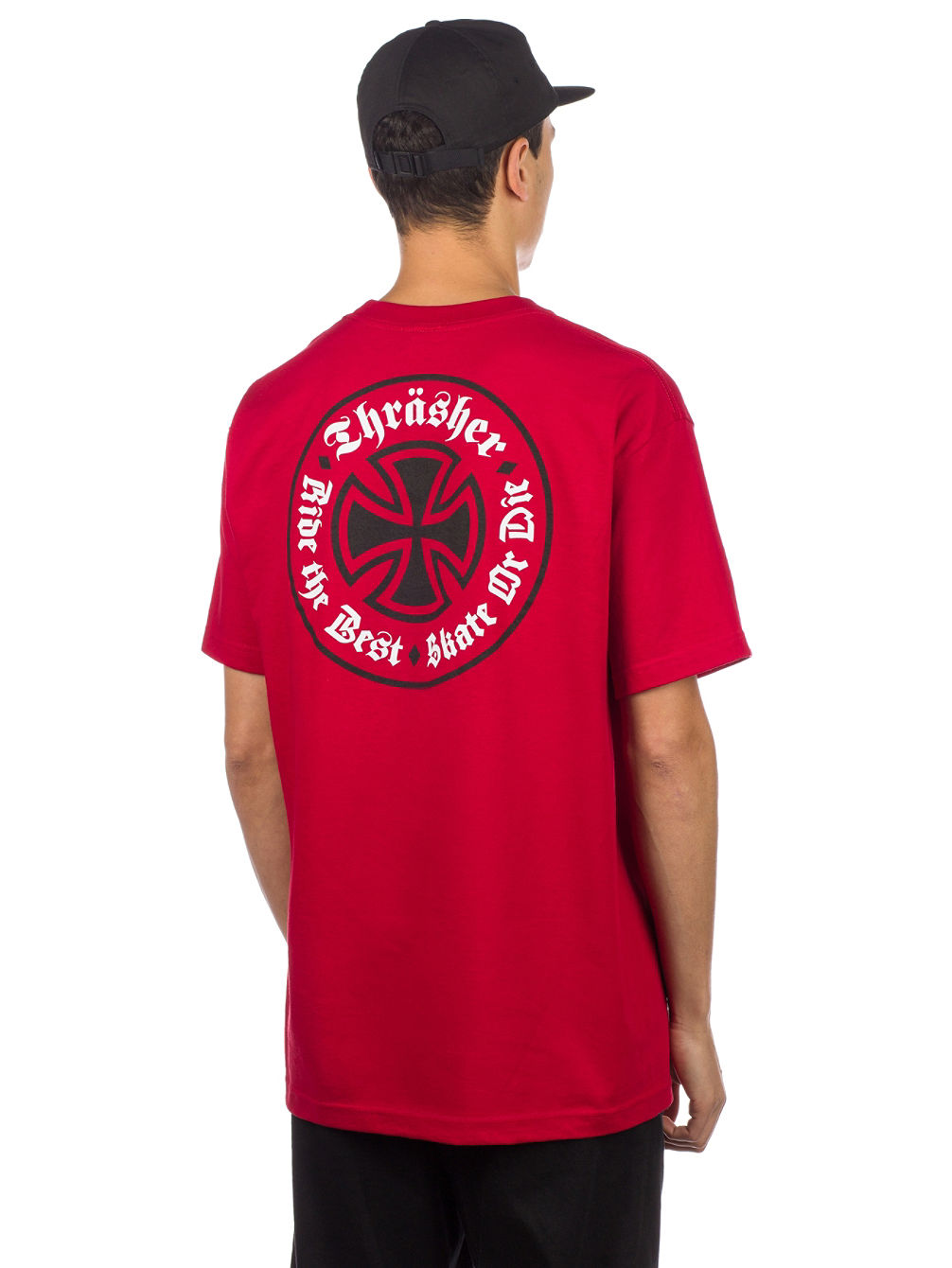 e10aef2bffcc Buy Independent X Thrasher Oath T-Shirt online at Blue Tomato
